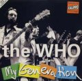 THE WHO/MY GENERATION 【7inch】LTD. COLOURED VINYL