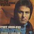 デヴィッド・アレキサンドル・ウィンター:DAVID ALEXANDRE WINTER/C'EST GOOD BYE 【7inch】EP FRANCE ORG.