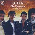 クィーン:QUEEN / プレイ・ザ・ゲーム:PLAY THE GAME 【7inch】 日本盤 廃盤
